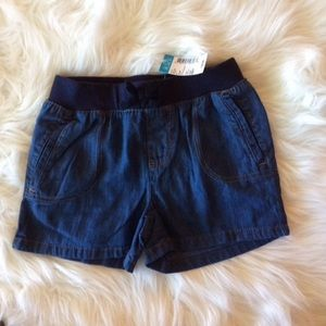 The Children's Place Chambray Girls Shorts